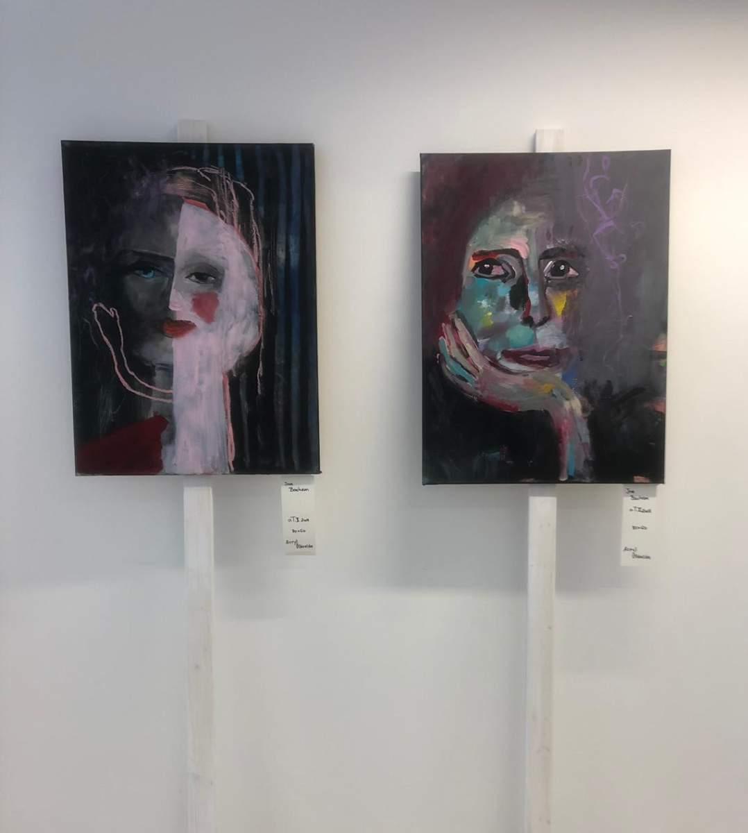 Ausstellung Ina Bachem München