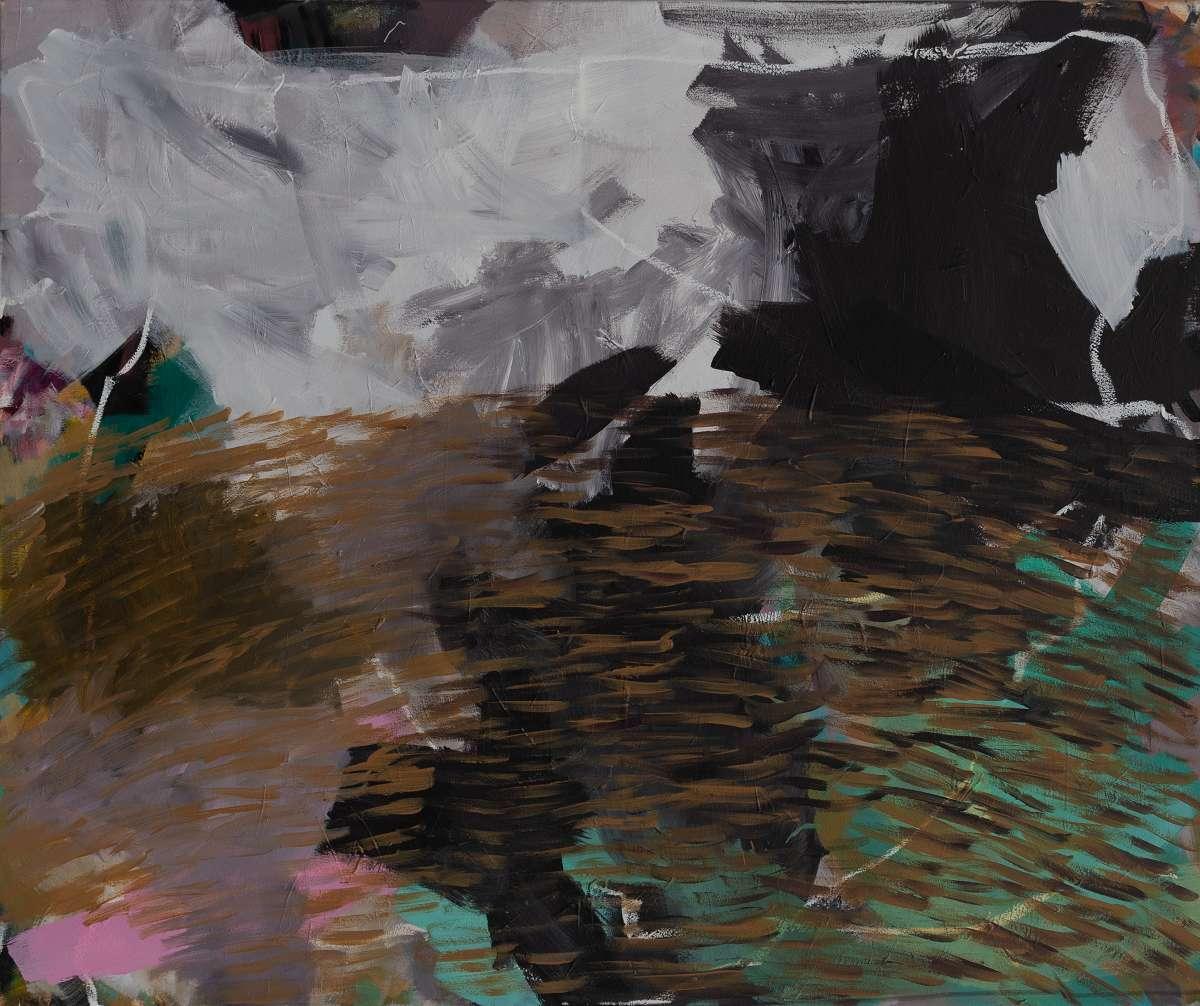 Malerei Ina Bachem 2020-01