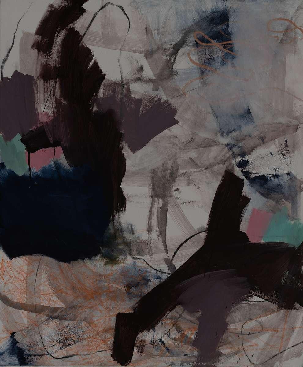 Malerei Ina Bachem 2020-02
