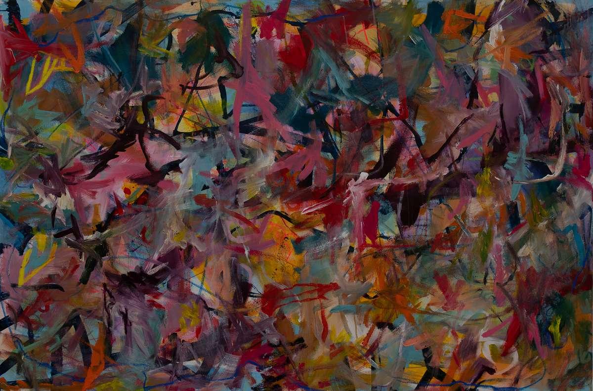 Malerei Ina Bachem 2020-03