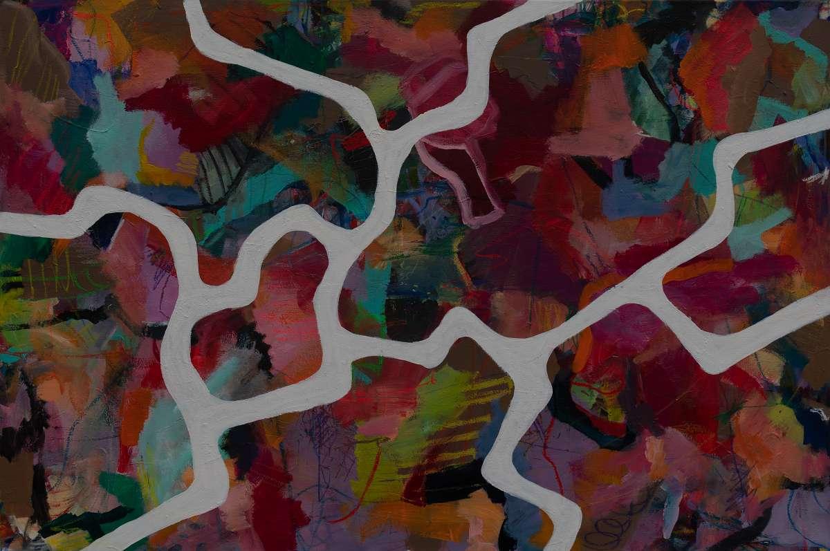 Malerei Ina Bachem 2020-04