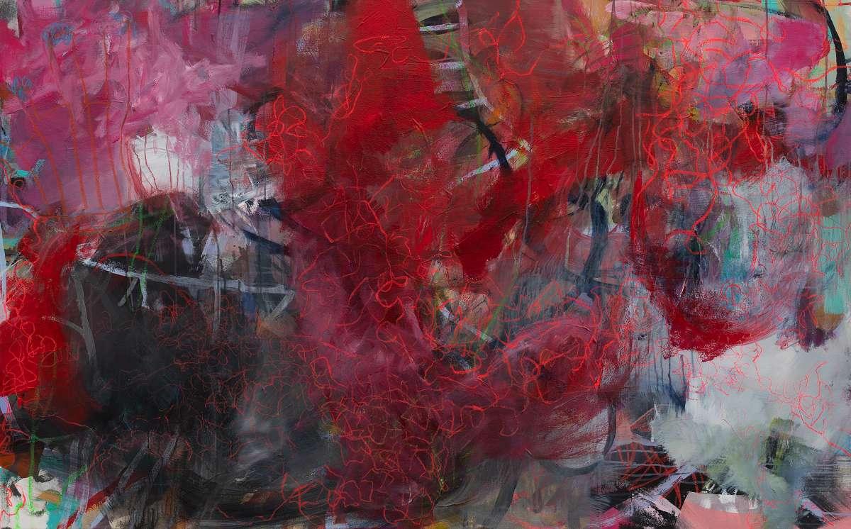 Malerei Ina Bachem 2020-05