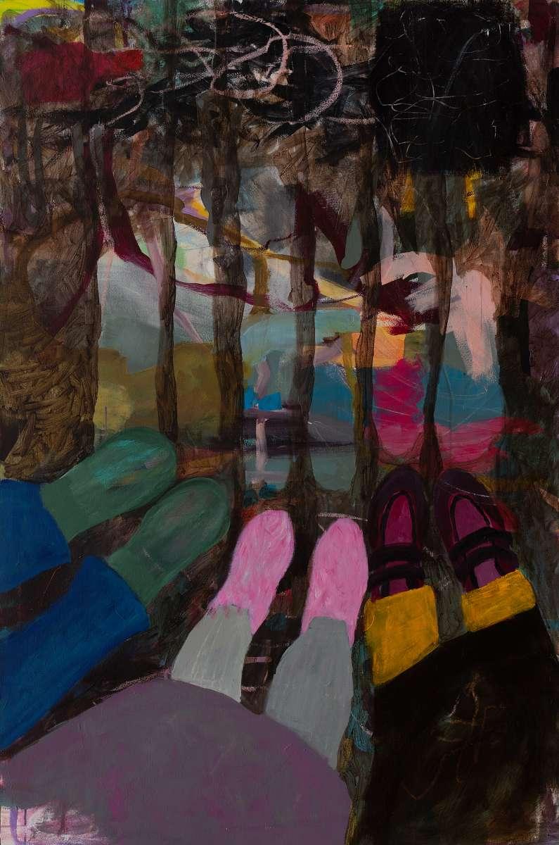 Malerei Ina Bachem 2020-07