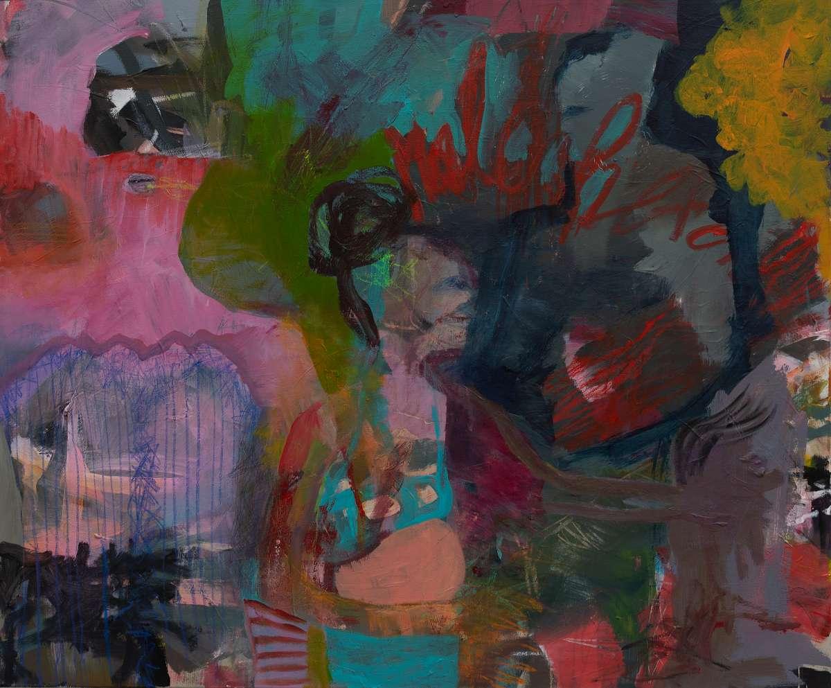 Malerei Ina Bachem 2020-08