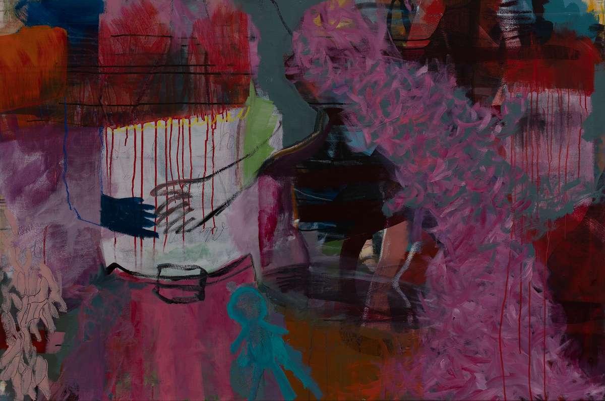 Malerei Ina Bachem 2020-09