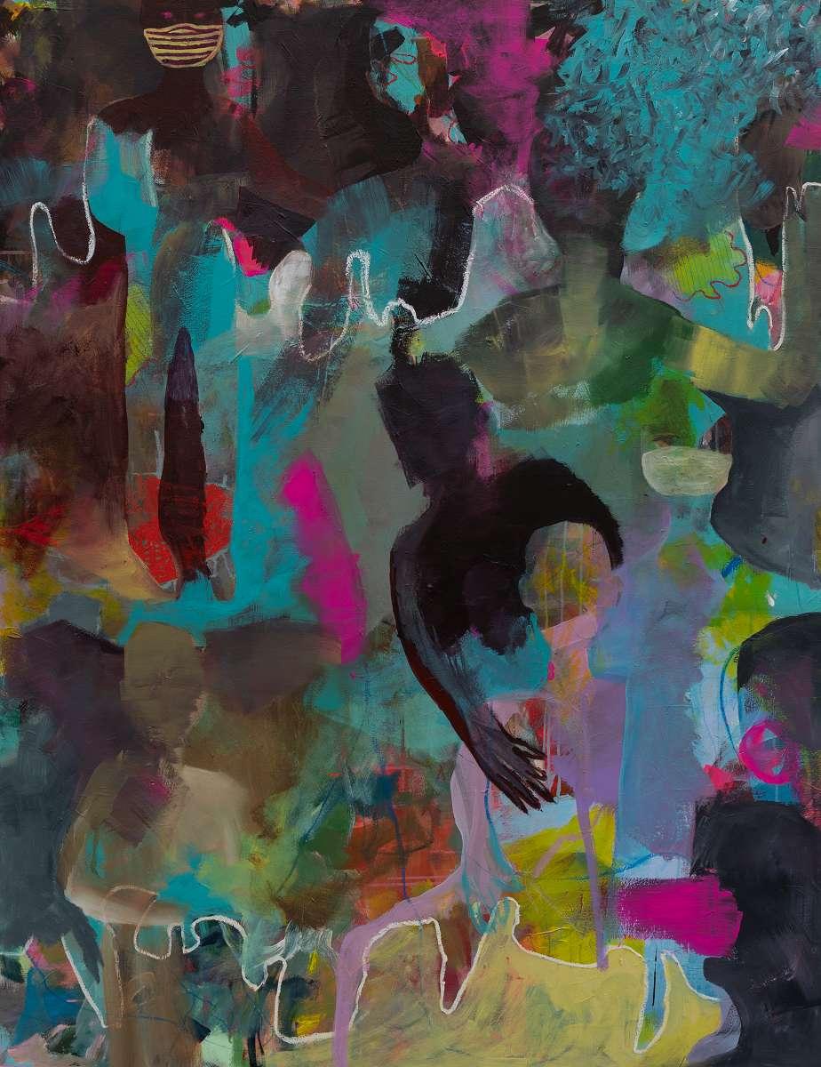 Malerei Ina Bachem 2020-10