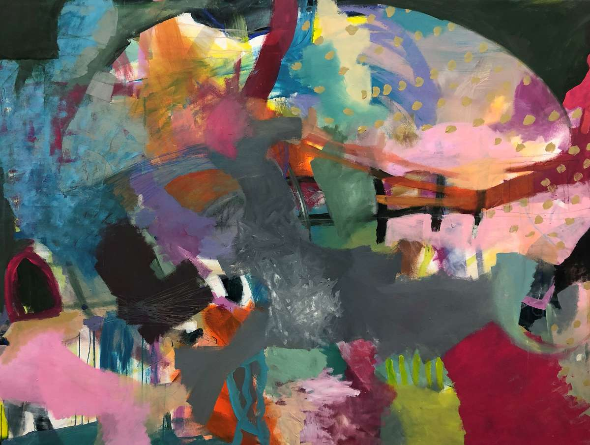 Malerei Ina Bachem 2020-11