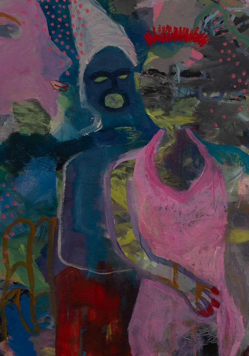 Malerei Ina Bachem 2020-12