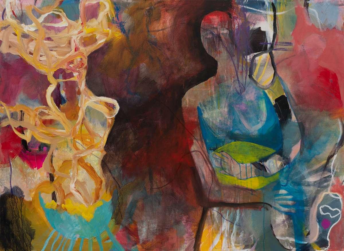 Malerei Ina Bachem 2020-13